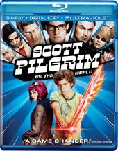 Scott Pilgrim Vs. the World (Blu-ray, Includes