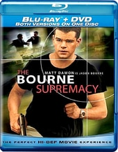 The Bourne Supremacy (Blu-ray + DVD)