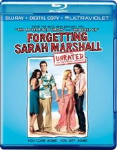 Forgetting Sarah Marshall (Blu-ray, Includes
