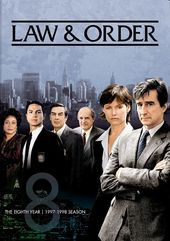 Law & Order - Year 8 (5-DVD)