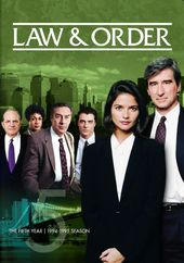 Law & Order - Year 5 (5-DVD)