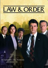 Law & Order - Year 4 (6-DVD)