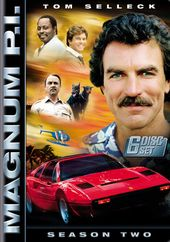 Magnum P.I. - Complete 2nd Season (6-DVD)