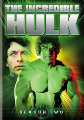 The Incredible Hulk - Season 2 (5-DVD)