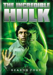 The Incredible Hulk - Season 4 (4-DVD)
