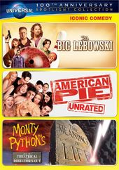 Iconic Comedy (The Big Lebowski / American Pie /
