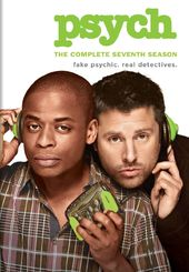 Psych - Complete 7th Season (3-DVD)