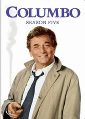 Columbo - Season 5 (3-DVD)