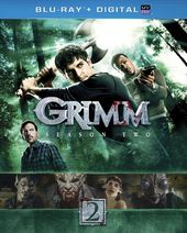 Grimm - Season 2 (Blu-ray)
