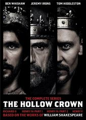 The Hollow Crown - Complete Series (4-DVD)