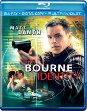 The Bourne Identity (Blu-ray, Includes Digital