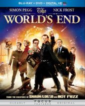 The World's End (Blu-ray + DVD)