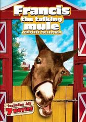 Francis the Talking Mule: Complete 7-Film