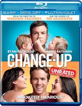 The Change-Up (Blu-ray, Includes Digital Copy,