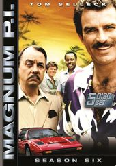 Magnum P.I. - Complete 6th Season (5-DVD)