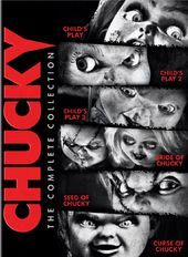 Chucky: The Complete Collection (6-DVD)