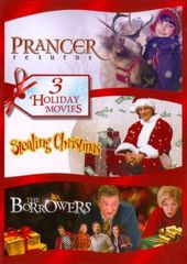 Prancer Returns / Stealing Christmas / The