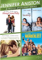 Jennifer Aniston: 4-Movie Spotlight (2-DVD)
