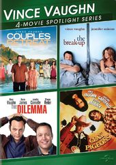 Vince Vaughn: 4-Movie Spotlight (Couples Retreat
