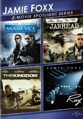 Jamie Foxx: 4-Movie Spotlight (3-DVD)