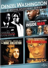 Denzel Washington: 4-Movie Spotlight (American