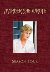 Murder, She Wrote - Season 4 (5-DVD)