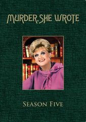 Murder, She Wrote - Season 5 (5-DVD)