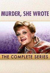 Murder, She Wrote - Complete Series (63-DVD)