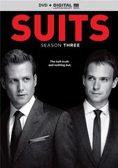 Suits - Season 3 (4-DVD)