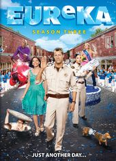 Eureka - Season 3 (4-DVD)