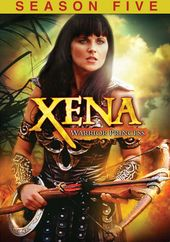 Xena: Warrior Princess - Season 5 (5-DVD)