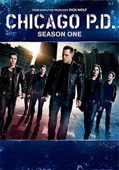 Chicago P.D. - Season 1 (3-DVD)