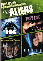 Midnight Marathon Pack: Aliens