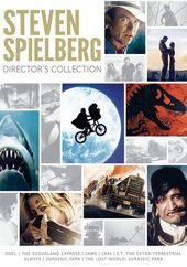 Steven Spielberg: Director's Collection (8-DVD)