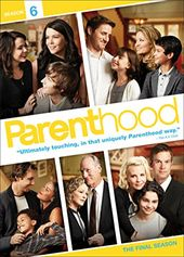 Parenthood - Season 6 (3-DVD)
