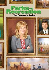 Parks and Recreation - Complete Series (20-DVD)