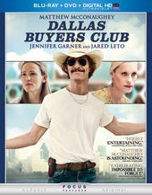 Dallas Buyers Club (Blu-ray + DVD)