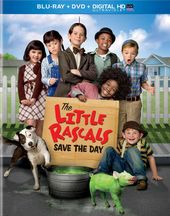 The Little Rascals Save the Day (Blu-ray + DVD)