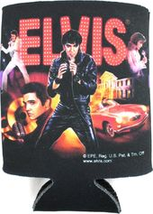 Elvis Presley - Collage - Can Cooler