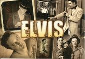 Elvis Presley - Collage Sephia Set of 5 - Postcard