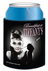 Audrey Hepburn - Can Cooler Breakfast At Tiffany's