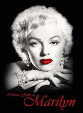 Marilyn Monroe - Red Lips - Magnet