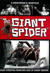 Retro Underground Cinema - The Giant Spider