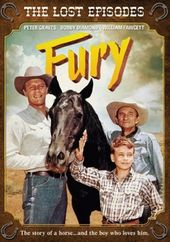 Fury - The Lost Episodes (3-DVD)