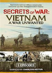 Secrets of War - Vietnam: A War Unwanted (2-DVD)