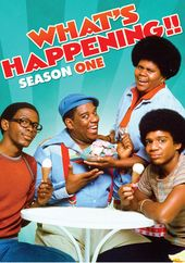 What's Happening!! - Complete 1st Season (2-DVD)