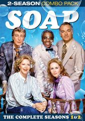 Soap - Complete Seasons 1 & 2 (4-DVD)