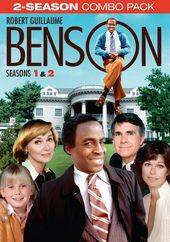 Benson - Complete 1st & 2nd Seasons (4-DVD)