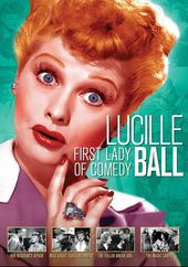 Lucille Ball: First Lady of Comedy (Her Husband's