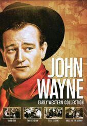 John Wayne Early Western Collection (Range Feud /